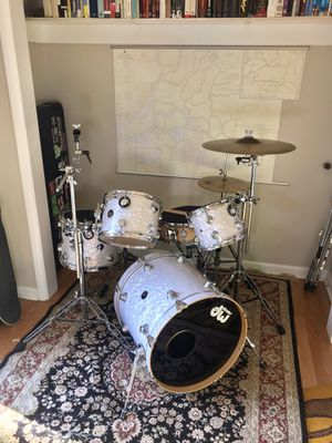 DW Collector Series Drum Set + Extras for Sale in Portland, OR