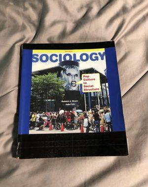 Sociology textbook for Sale in Hayward, CA
