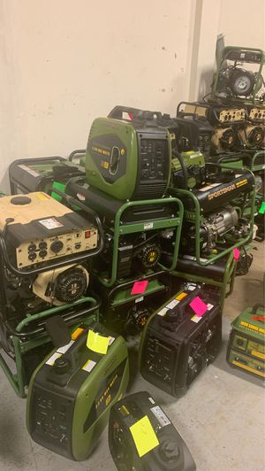 Generators that need tlc for Sale in St. Louis, MO