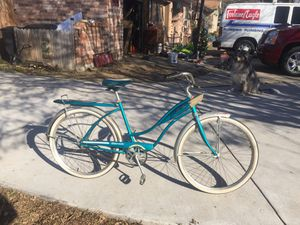 Old school vintage eldorado beach cruiser for Sale in Benbrook, TX