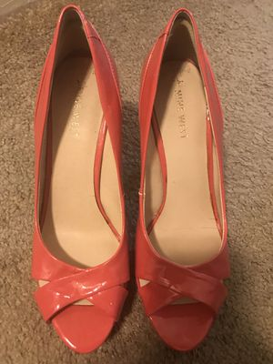 Pink Nine West Pumps Size 7.5 for Sale in San Diego, CA