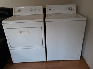 Kenmore washer and dryer for Sale in Fairfax Station, VA