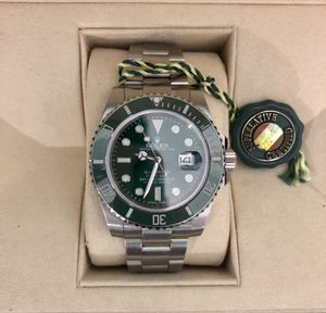 Rare Rolex Submariner HULK w/ box/papers 116610LV for Sale in Cleveland Heights, OH