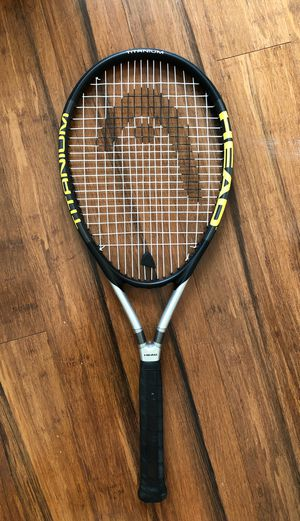 HEAD Tennis Racquet and Bag for Sale in Indian Trail, NC