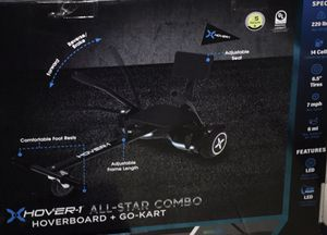 Hoverboard & Go-Kart (brand new!) for Sale in Boston, MA