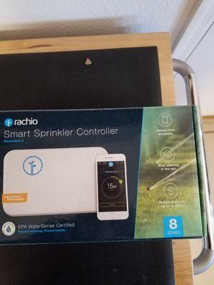 Rachio Smart Sprinkler Controller for Sale in Las Vegas, NV