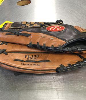 Rawlings 13in lefty glove for Sale in Matawan, NJ