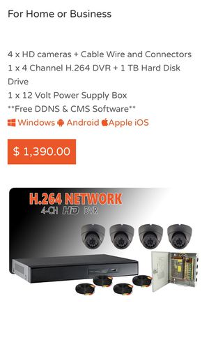 Security cameras for Sale in Pembroke Pines, FL