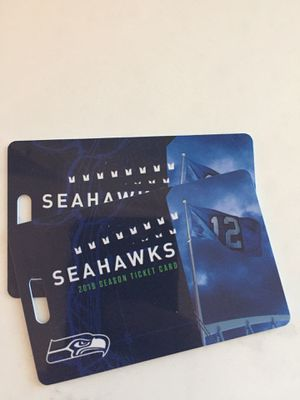 Baltimore RAVENS vs Seahawks for Sale in Seattle, WA