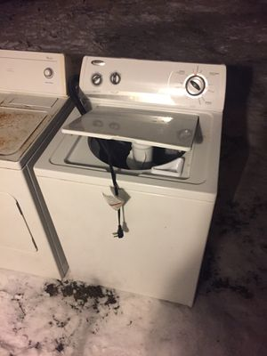 Whirlpool Washer and Dryer for Sale in Cassopolis, MI