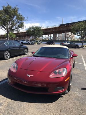 Chevy Corvette 2006 Convertible for Sale in San Diego, CA