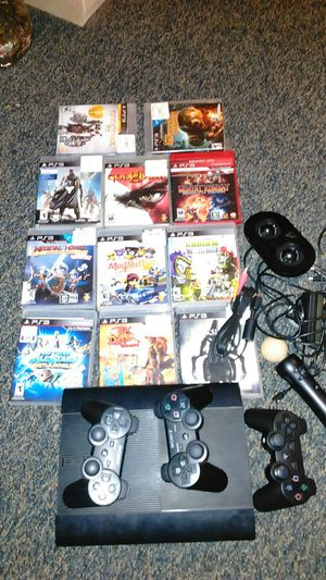 Ps3 consola n games for Sale in Avon Park, FL