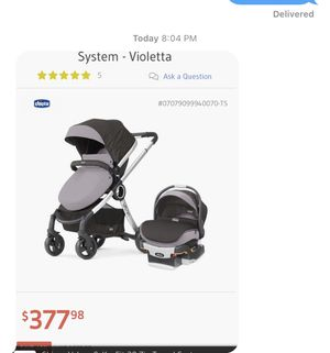 Urban stroller and car seat for Sale in Costa Mesa, CA