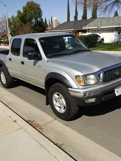 2004 Toyota Tacoma Crew Cab Prerunner TRD for Sale in Riverside,  CA