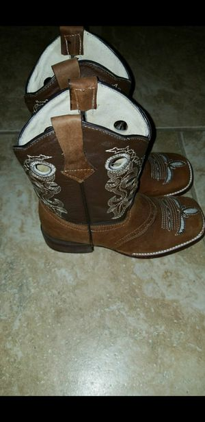 Girl boots 12c new for Sale in Houston, TX
