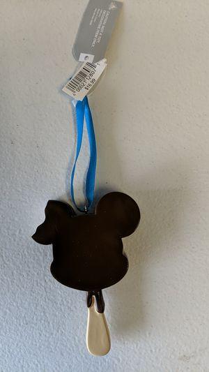 Disney Mickey mouse ice cream ornament new 8$ for Sale in Pico Rivera, CA