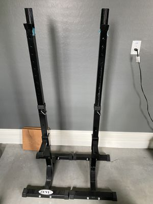 Zeny squat stands/rack for Sale in Peoria, AZ