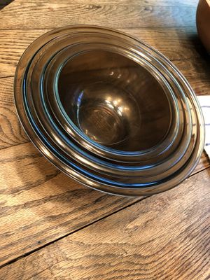 Vintage Pyrex Bowl Set for Sale in Concord, CA