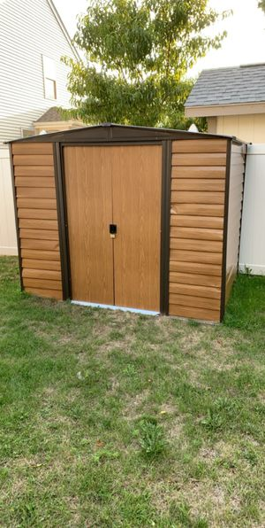 Shed for sale they said I can't have it in my yard needs gone ASAP for Sale in Galloway, OH