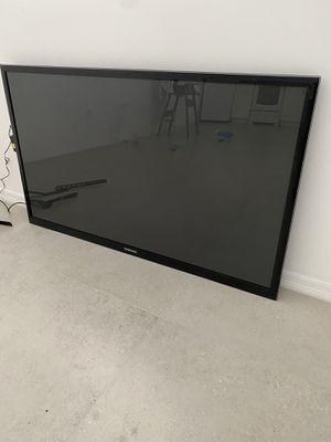 """Samsung TV 60"""" for Sale in Miami, FL"""