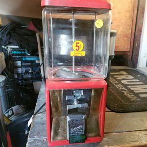 Vintage gumball machine for Sale in Nashville, TN