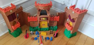 imaginext castle for Sale in Charlotte, NC