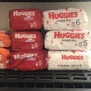 Huggies Diapers for Sale in Henderson, NV