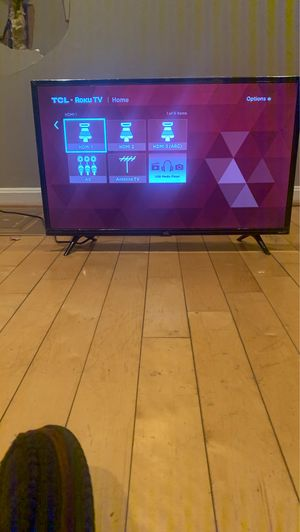 "Tcl Roku Tv 32"" for Sale in Washington, DC"