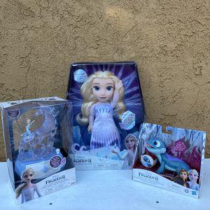 Frozen 2 Elsa Bundle for Sale in Norwalk, CA