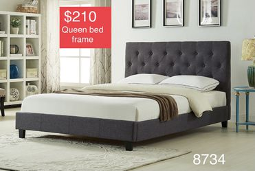 $210 Brand New Queen Bed Frame for Sale in Cerritos,  CA