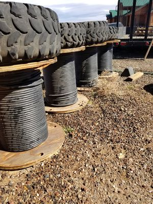 1/0 wire 4 rolls each roll has 275 feet for Sale in Vernon, AZ