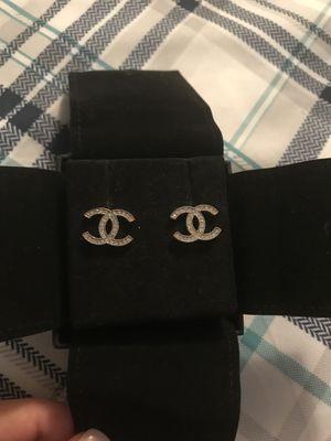 Chanel earrings for Sale in Dearborn, MI