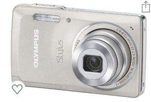 olympus stylus camera: mint condition in box for Sale in North Andover, MA