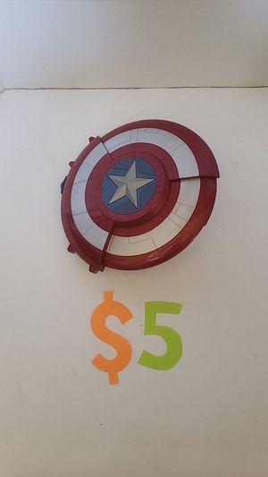 Hasbro Nerf Marvel Captain America Blaster $5 for Sale in Costa Mesa, CA