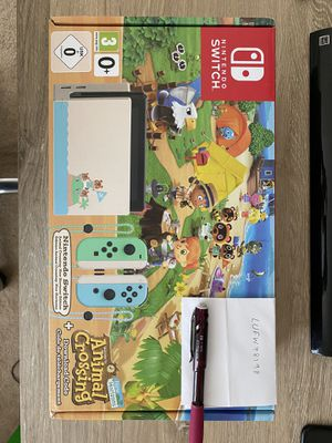 Animal Crossing Nintendo Switch for Sale in Sugar Land, TX
