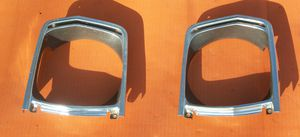 69 PLYMOUTH VALIANT FACTORY (USED) HEADLIGHT BEZELS AND GRILLS for Sale in Wichita Falls, TX
