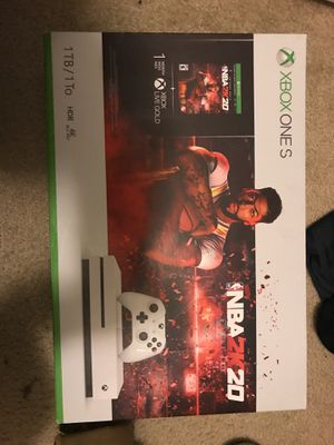 Xbox one s 1TB for Sale in Tacoma, WA