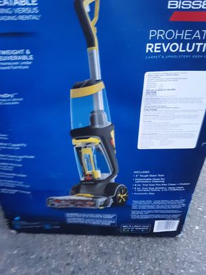 Bissell 2x ProHeat Carpet Cleaner for Sale in Las Vegas, NV