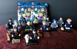 Harry Potter and Fantastic Beasts Lego minifigures - 12 figure set for Sale in Hillsboro, OR