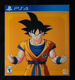 Dragonball z kakarot collector edition ps4 game for Sale in Midland, TX