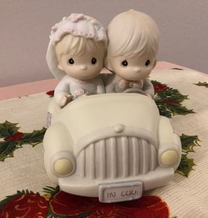 Precious Moments Wishing You Roads Of Happiness 1988 for Sale in Toms River, NJ