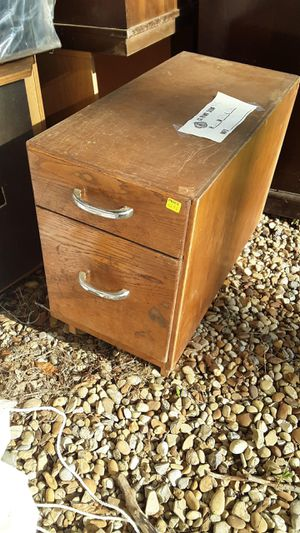 Wois filing cabinet for Sale in North Ridgeville, OH
