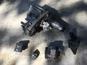 Chevy s10 transfer case , Tc motor, alternator, headlight switch, 3 button 4 x 4 switch for Sale in Staten Island, NY