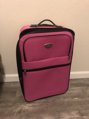 Carry-on suitcase for Sale in Sunnyvale, CA
