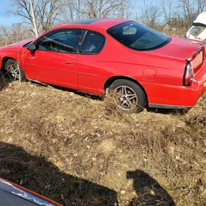 2003 Chevy monte carlo for parts for Sale in Cleveland, OH