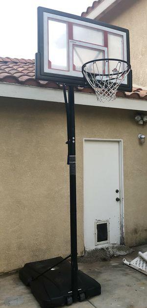 Basketball Hoop adjustable for Sale in Corona, CA