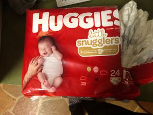 Huggies little snuggles for Sale in Cherry Hill, NJ