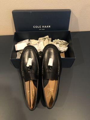 Cole Haan Pich Handswn Tassel Black for men size 10! for Sale in Orlando, FL