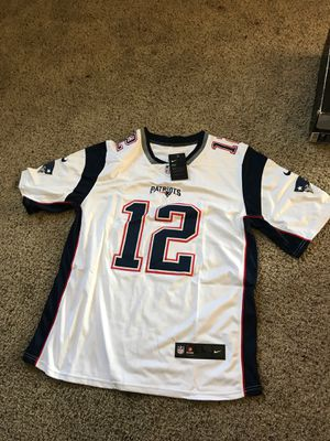 Tom Brady Nike New England patriots nfl Jersey for Sale in Whittier, CA