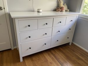 IKEA hemnes 8 drawer dresser for Sale in Falls Church, VA